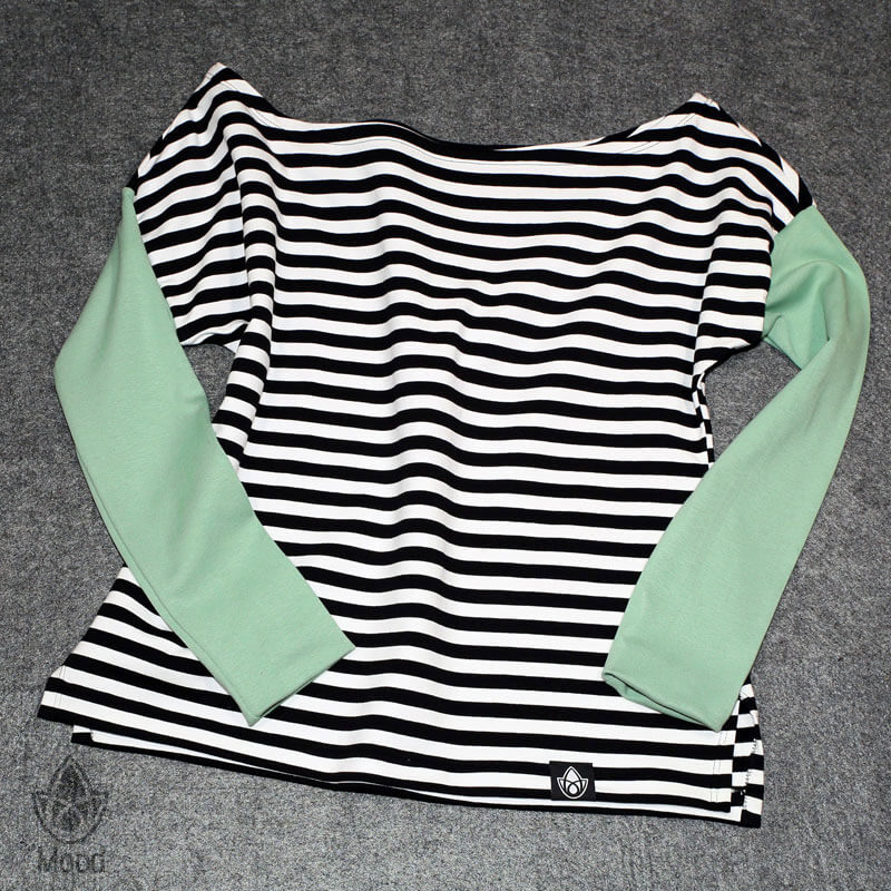 triko Stripes Mint